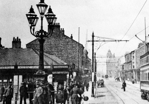 Thornaby's Five Lamps