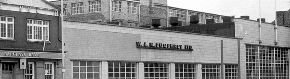W. & M. Pumphrey, Sugar Factory